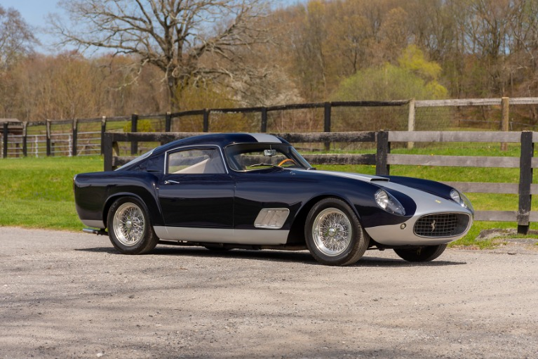 Used 1958 Ferrari 250 Tour de France for sale Call for price at Motor Classic & Competition Corp in Bedford Hills NY