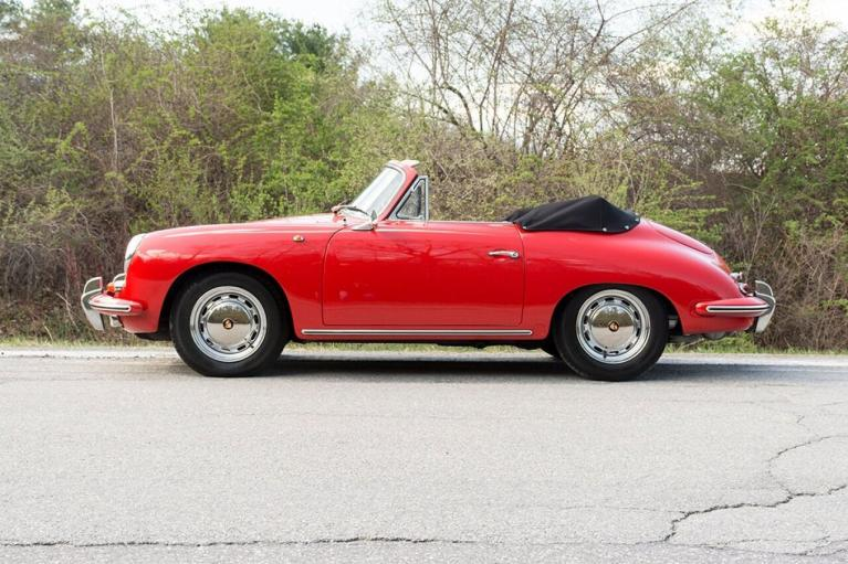 Used 1965 Porsche 356SC Cabriolet for sale Call for price at Motor Classic & Competition Corp in Bedford Hills NY