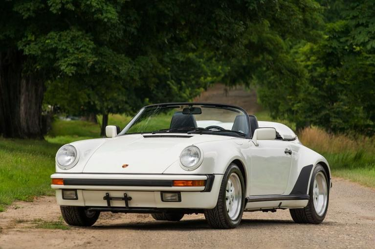 Used 1989 Porsche 911 Carrera Speedster 2dr Convertible for sale Call for price at Motor Classic & Competition Corp in Bedford Hills NY