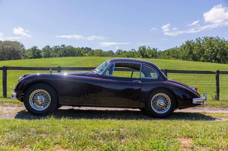 Used 1958 Jaguar XK for sale Call for price at Motor Classic & Competition Corp in Bedford Hills NY